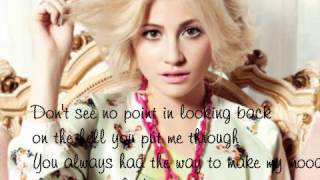Pixie Lott - Girl You Left Behind (New Song) with lyrics