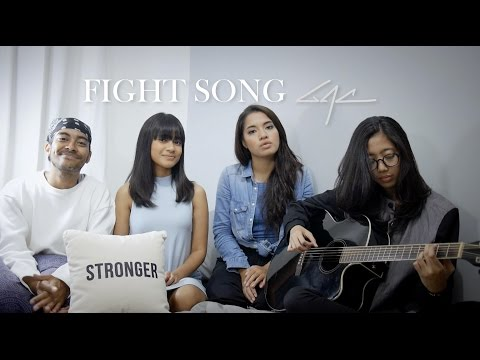 Fight Song - Gamaliel Audrey Cantika ( ft. Misi Lesar )