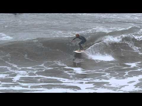 HB Surf 4-7ft 1/24/14 - Part 1