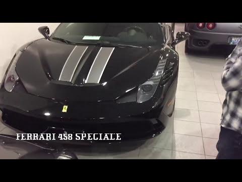 Ferrari Dealership Tour -First step to buying a Ferrari