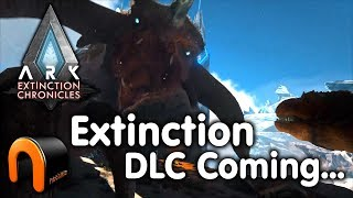 ARK Extinction DLC Coming - NEW Extinction DLC Reveal Trailer!