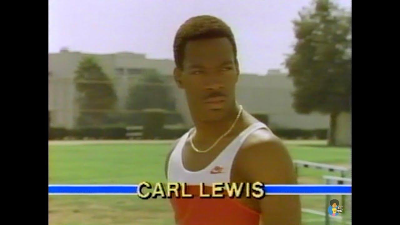 Eddie Murphy is Carl Lewis (1984)