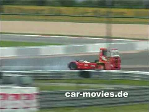 IVECO Truck 1000 HP NO ESP Drift Extreme car-movie