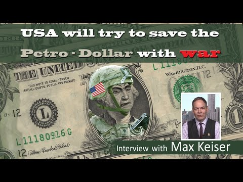 "Max Keiser: ""USA"