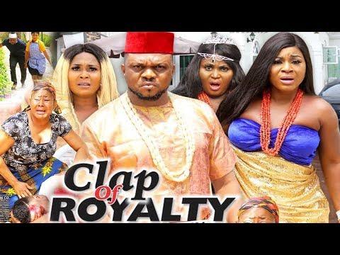 Clap Of Royalty Season  7 {New Movie} - Ken Erics|Destiny Eiko| 2019 Latest Nigerian Nollywood Movie