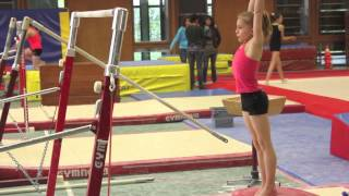 SRObernai Gymnastique - Entrainements Printemps 2014