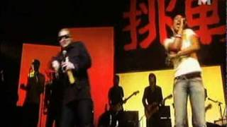 Download lagu GORILLAZ DARE LIVE MP3