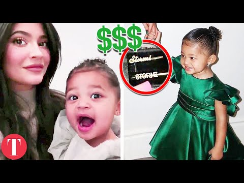 Most Expensive Things Kylie Jenner Bought For Stormi