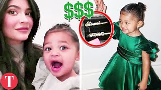 Bizarrely Expensive Things Kylie Jenner Bought Stormi