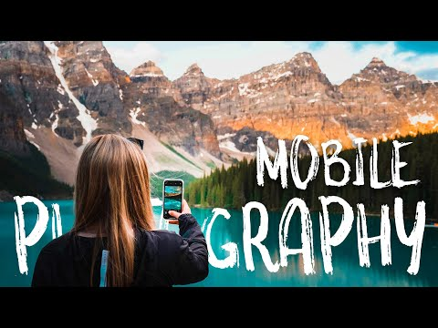 5 Tips for your BEST IPHONE Photography!