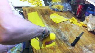 The Original Ferrarese Tortellini in the Pasta Kingdom of North of Italy.