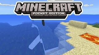 НОВЫЕ МОБЫ В ОКЕАНЕ  - Minecraft PE 1.0