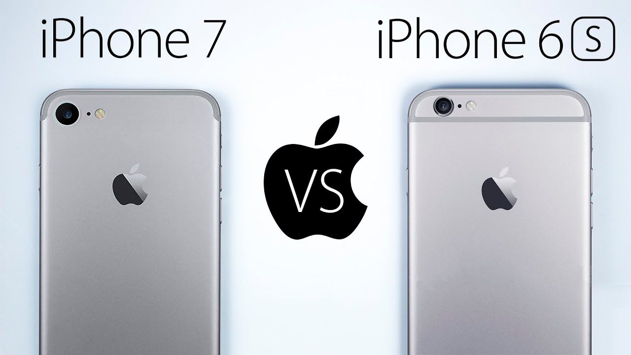 Iphone 6s Vs 7 Performance