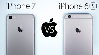 iPhone 7 vs 6S - Ultimate In-Depth Comparison! thumbnail