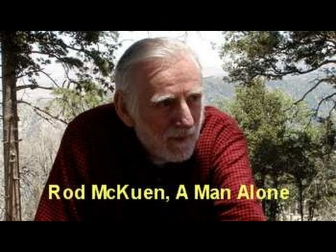 Rod McKuen, A Man Alone  Dutch documentary, 2006