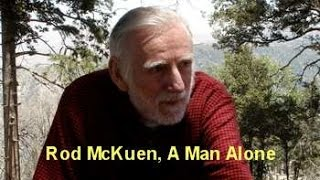 Rod McKuen, A Man Alone - (Dutch documentary, 2006)