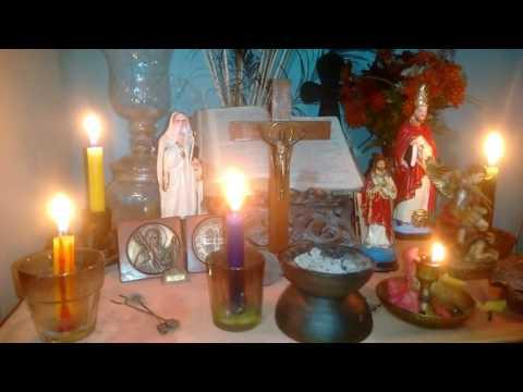 Oraciones de protección y sanación espiritual – Gran Dios, líbrame de todo Mal