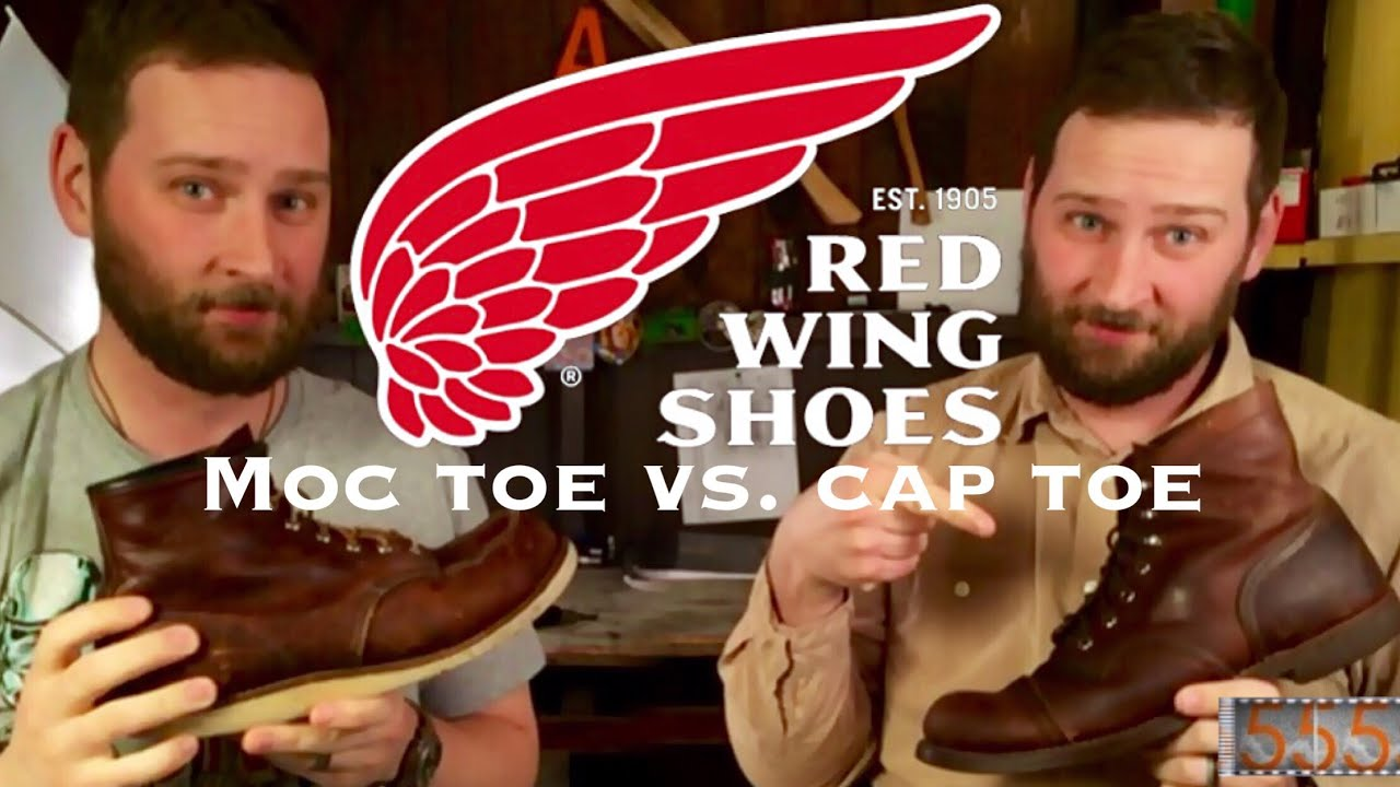 Red Wing Moc \u0026 Cap Toe Heritage Boots