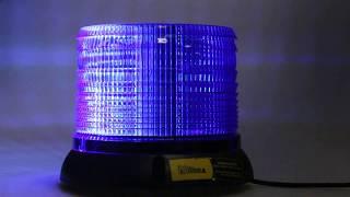 Маяк светодиодный 802c PRO'blesk синего цвета