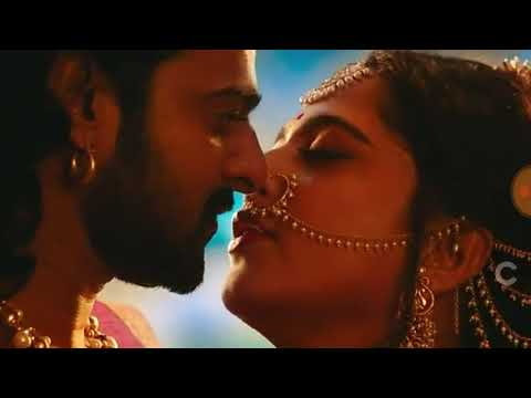 Bahubali 2 lip lock anushka Shetty