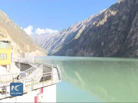 Fishway at Tibet's largest hydropower station put into operation