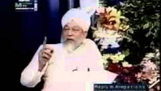 Alligations on Ahmadiyyat 20{Urdu Language}