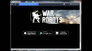 WAR ROBOTS PC (OFICIAL VERSION) SIN EMULADOR / War Robots / EVERYMAN 214