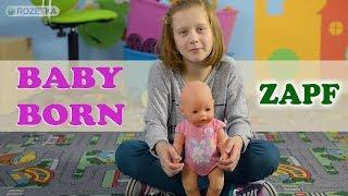 Zapf Baby Born: обзор игрового набора