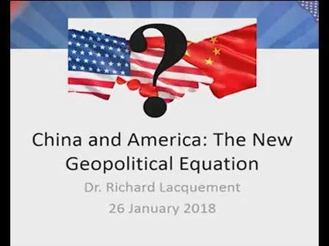Great Decisions 2018 - China and America: the new ...