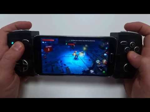 Dungeon Hunter 5 + Phonejoy Gamepad Gameplay