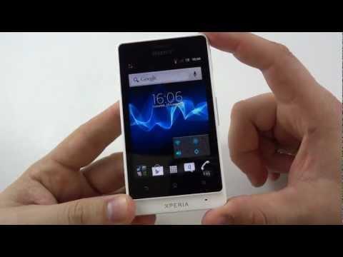 Sony Xperia go - pierwsze wrażenia - Komorkomania.pl