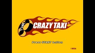 "Crazy Taxi (w/ orig. audio mod) | [Steam ver. Playthrough] [Arcade (Arcade Rules)] [""Crazy"" Rank]"