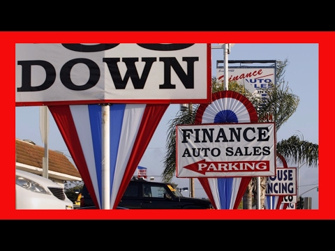 Wall Street Wakes Up to #Carmageddon
