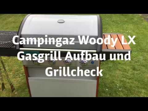 Rösle Gasgrill Obi : Campingaz gasgrill series woody lx bbq grillwagen mit