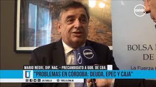 Mario Negri | Diputado Nacional UCR • Precandidato a Gobernador de Cba