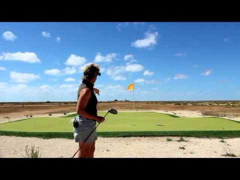 #58 Web TV: Nullarbor Links - The Worlds Longest Golf Course, Australia - Day 1