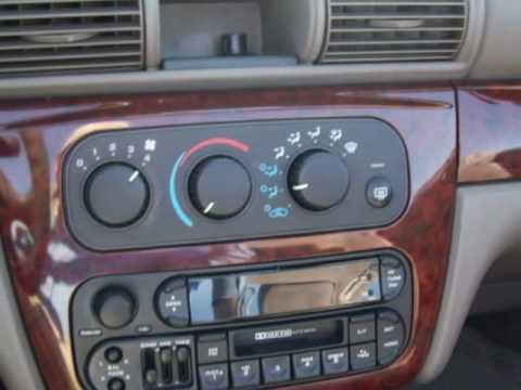 2002 Chrysler Sebring 2dr Convertible Lx Youtube