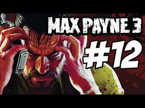 Let's Play - Max Payne 3 [GERMAN|UNCUT|BLIND] Der Neue - Part 12