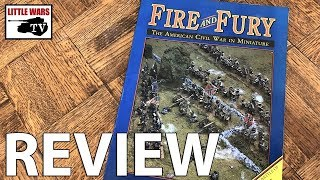 fire and Fury Rules Review