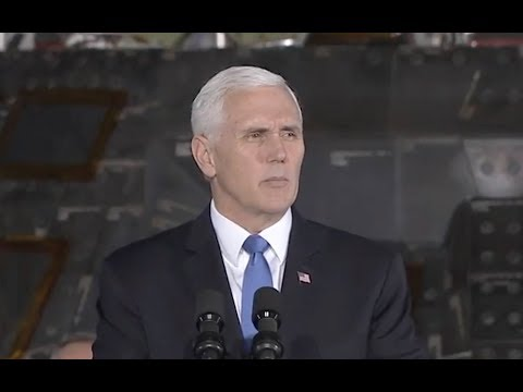 Mike Pence In Detroit-Full Speech (Audio Only)