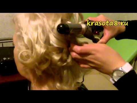 Офигительная прическа на короткие волосы