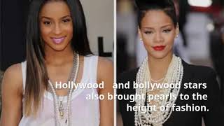 Change Your Look With Pearl Jewelry
