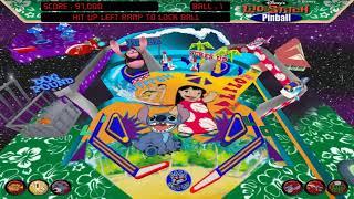 [PC] Lilo & Stitch Pinball - Gameplay