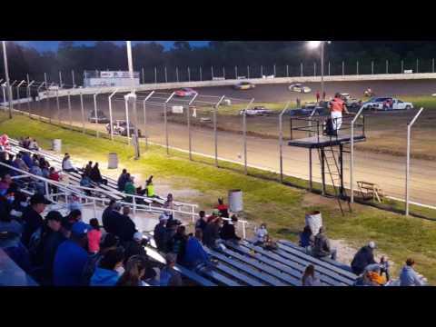 Humboldt Speedway Purestock Heat Race 5-20-16