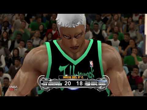 Kuroko No Basket Last Game │ Vorpal Swords Vs Jabberwock │ Nba 2k14 Mod