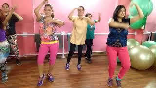 Laung Laachi | Hansika | Dance Video | Ammy Virk Neeru Bajwa | Amberdeep Singh | Fitwell Mantra