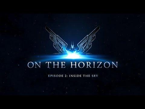 Elite Dangerous: Horizons - Inside the SRV