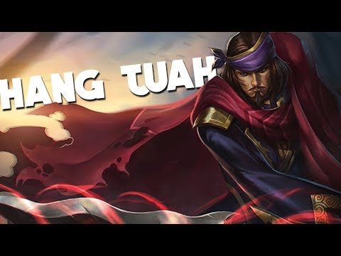 NEW Special HERO From Malaysia Mobile Legends Hang Tuah