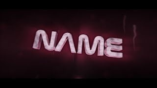 Intro Template [Blender only] | Free download | 100 subs special | Leave a like! | by quebrise.