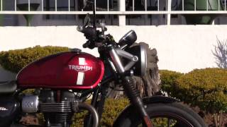 Retro Bikes; BMW vs. Yamaha vs. Triumph